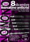 8 DICEMBRE 2012: 4° MERCATINO ANTICRISI A SANLORENZO
