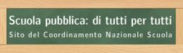 Coordinamento Nazionale Scuola