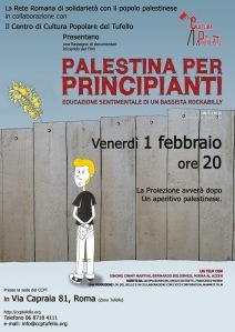 Palestina Per Principianti