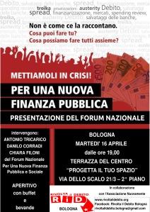 Presentazione forum