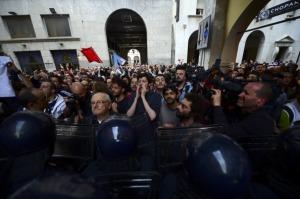 ITALY-POLITICS-JUSTICE-BERLUSCONI-DEMO